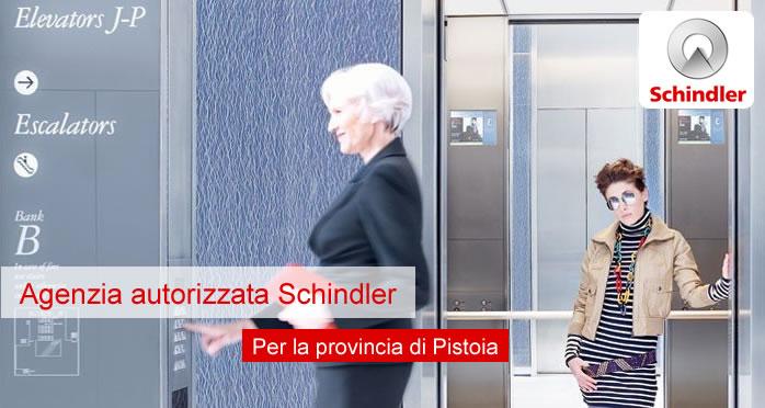 Agenzia ascensori Schindler a Prato