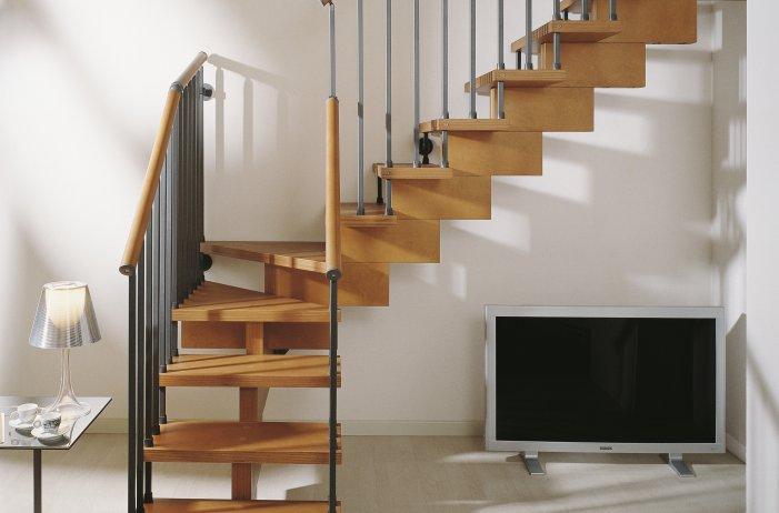 Scale a rampa vendita scale a rampa a pistoia in toscana capimax - Scale a rampa per interni ...
